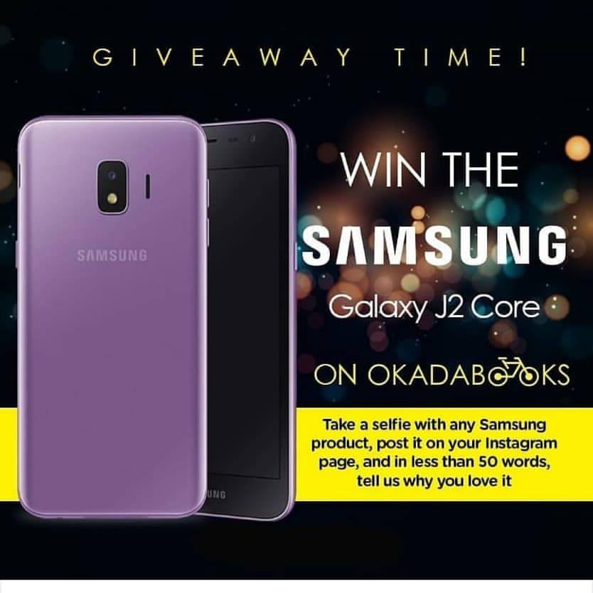 free phones giveaway in nigeria