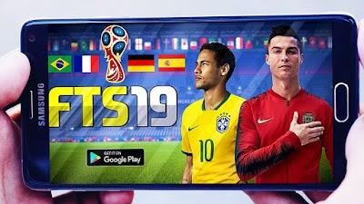 تحميل لعبة FTS RUSSIA 2018 للاندرويد باحدث تشكيلة المنتخبات والاطقم برابط مباشر