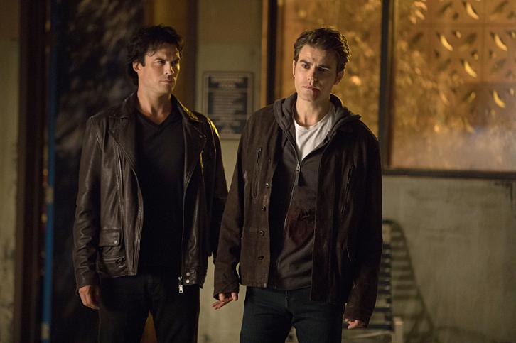 The Vampire Diaries - Episode 8.06 - Detoured On Some Random Backwoods Path to Hell - Producer's Preview, Sneak Peeks, Promos, Photos & Press Release