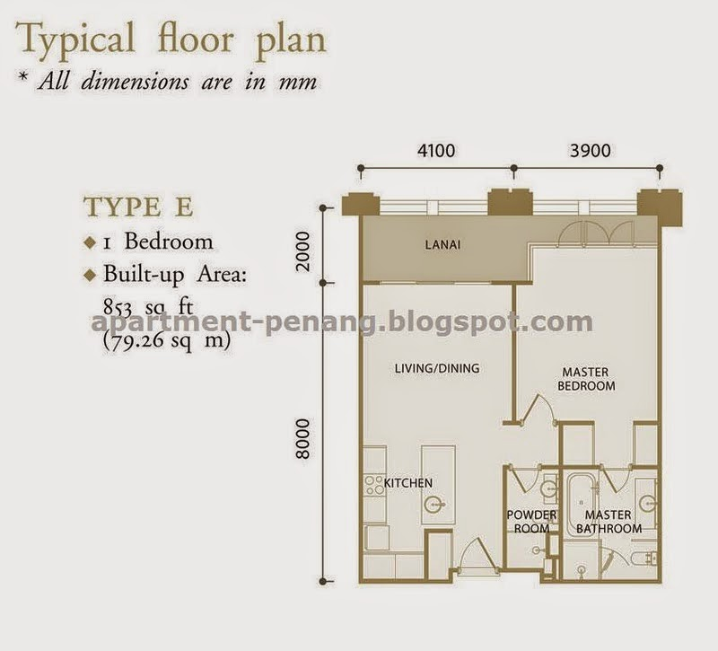 Suites At Straits Quay | Apartment-Penang com