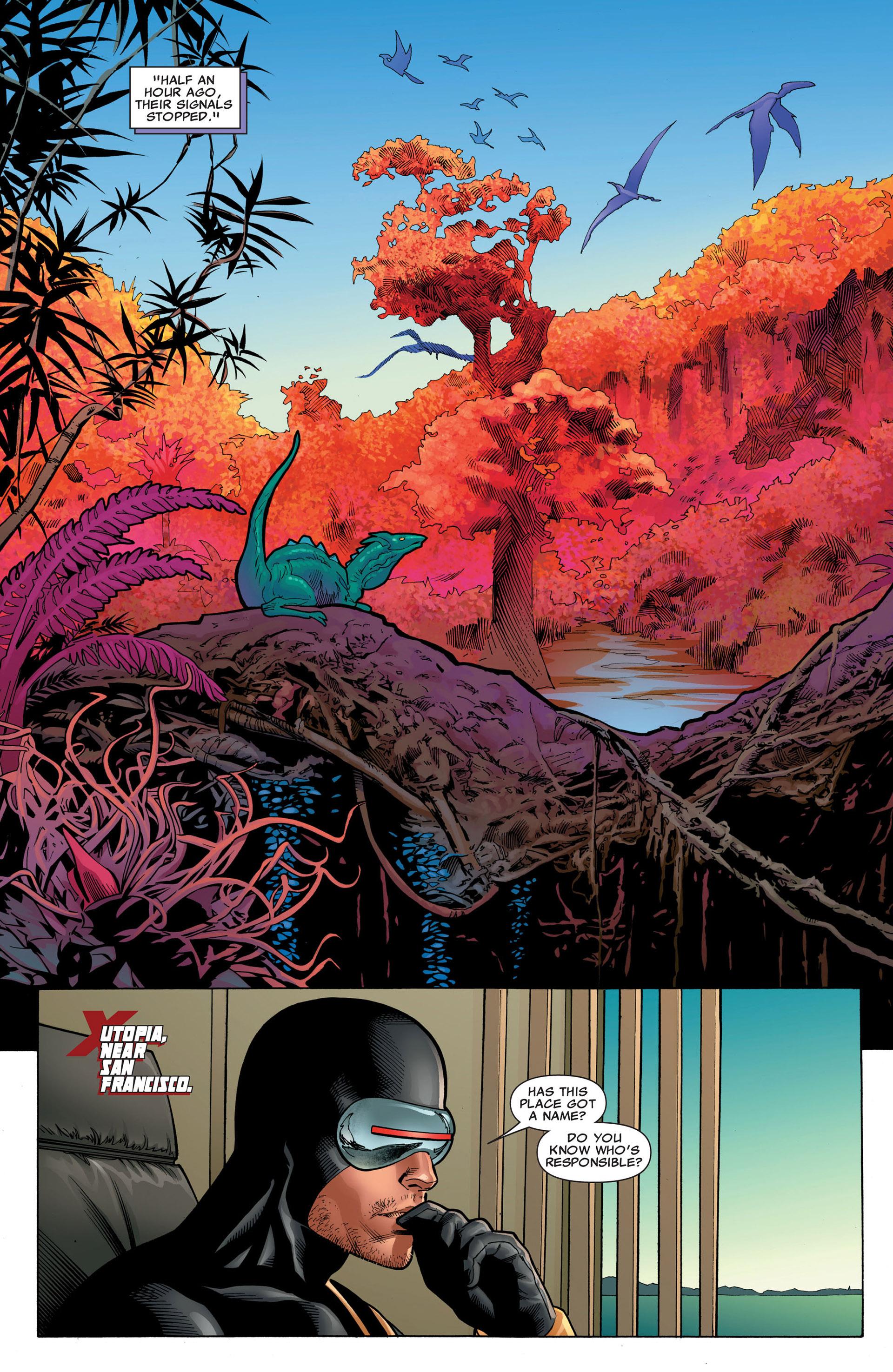 Read online Uncanny X-Men (2012) comic -  Issue #5 - 4