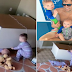 Two-Year-Old Boy Incredible Rescue His Twin From Under a Fallen Dresser