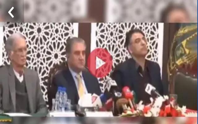 पाकिस्तान के रक्षामंत्री बोले कि अंधेरा ज्यादा होने के कारण नही कर सके 12 विमानों पर कोई कार्यवाही