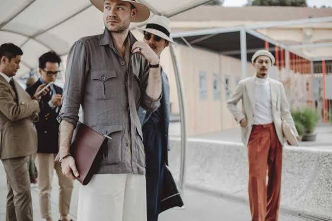 Tren Fashion Pria Di tahun 2019 Terbagi Menjadi Dua 79e3a71e2a