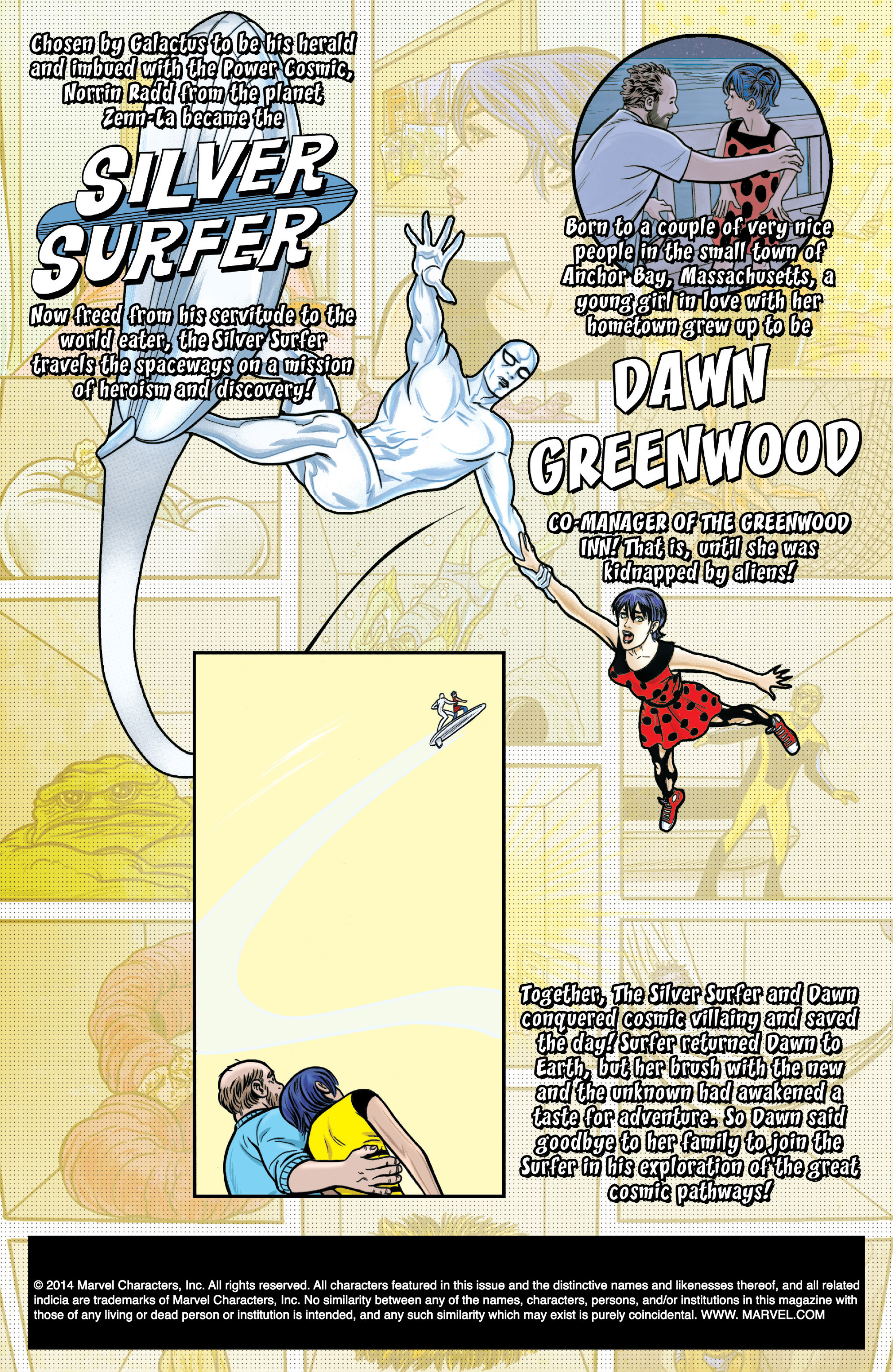 Read online Silver Surfer (2014) comic -  Issue #6 - 2