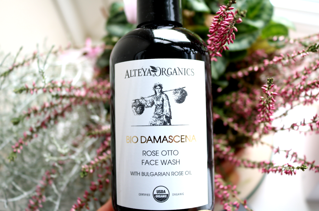 Alteya Organics Rose Otto Face Wash review
