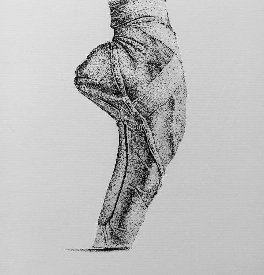 06-Ballet-Shoes-Rostislaw-Tsarenko-www-designstack-co