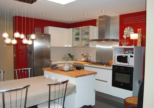 Idee but cuisine produit remarquable modele cuisine - Decoration de cuisine moderne ...