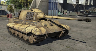 Pz.Kpfw. VI Ausf. B (H)
