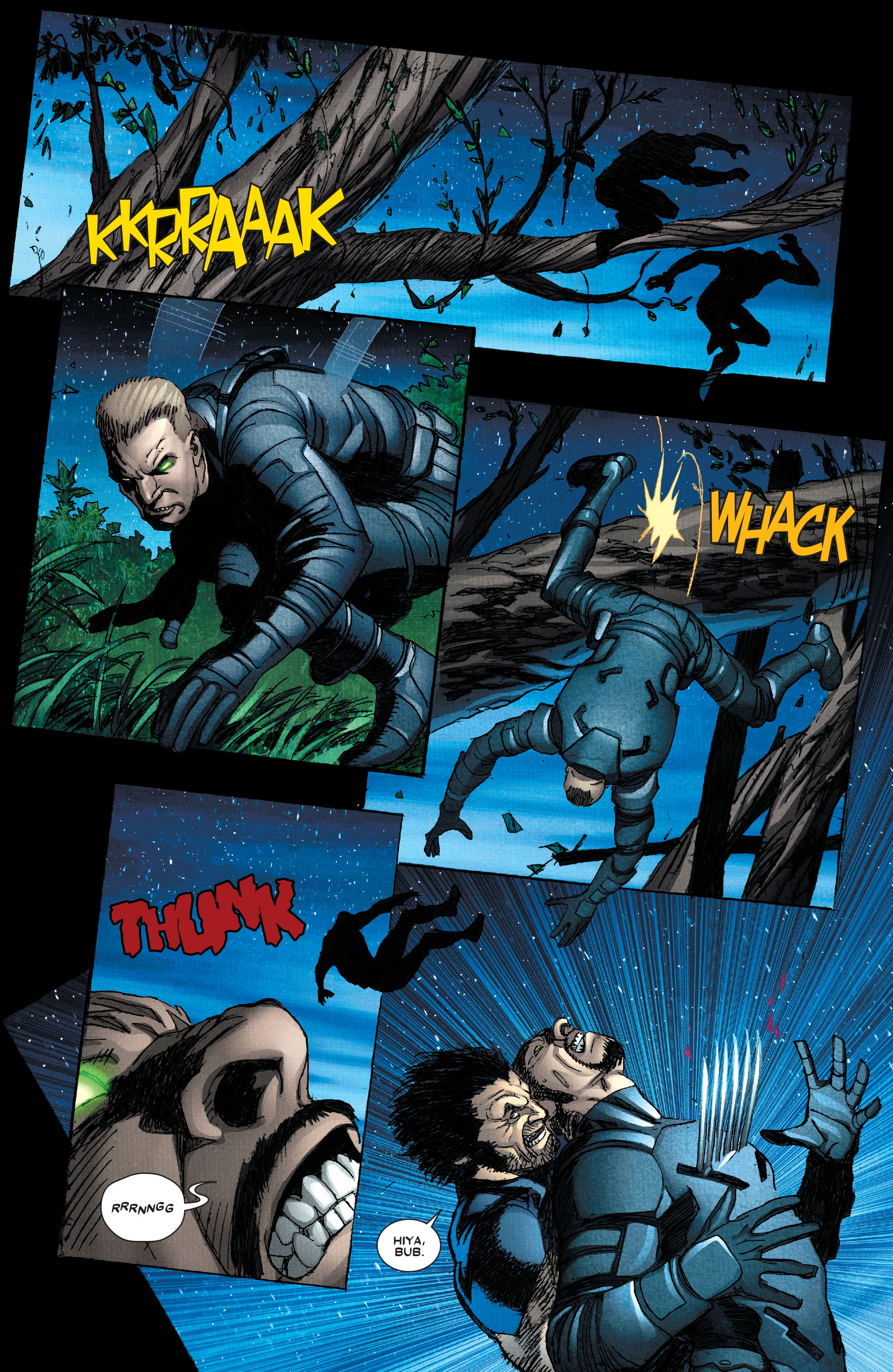Read online Wolverine: Weapon X comic -  Issue #2 - 13