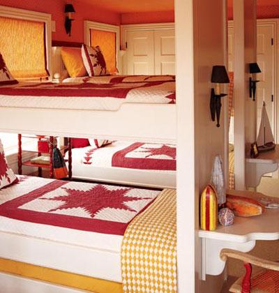 Haute Indoor Couture Bunk Beds