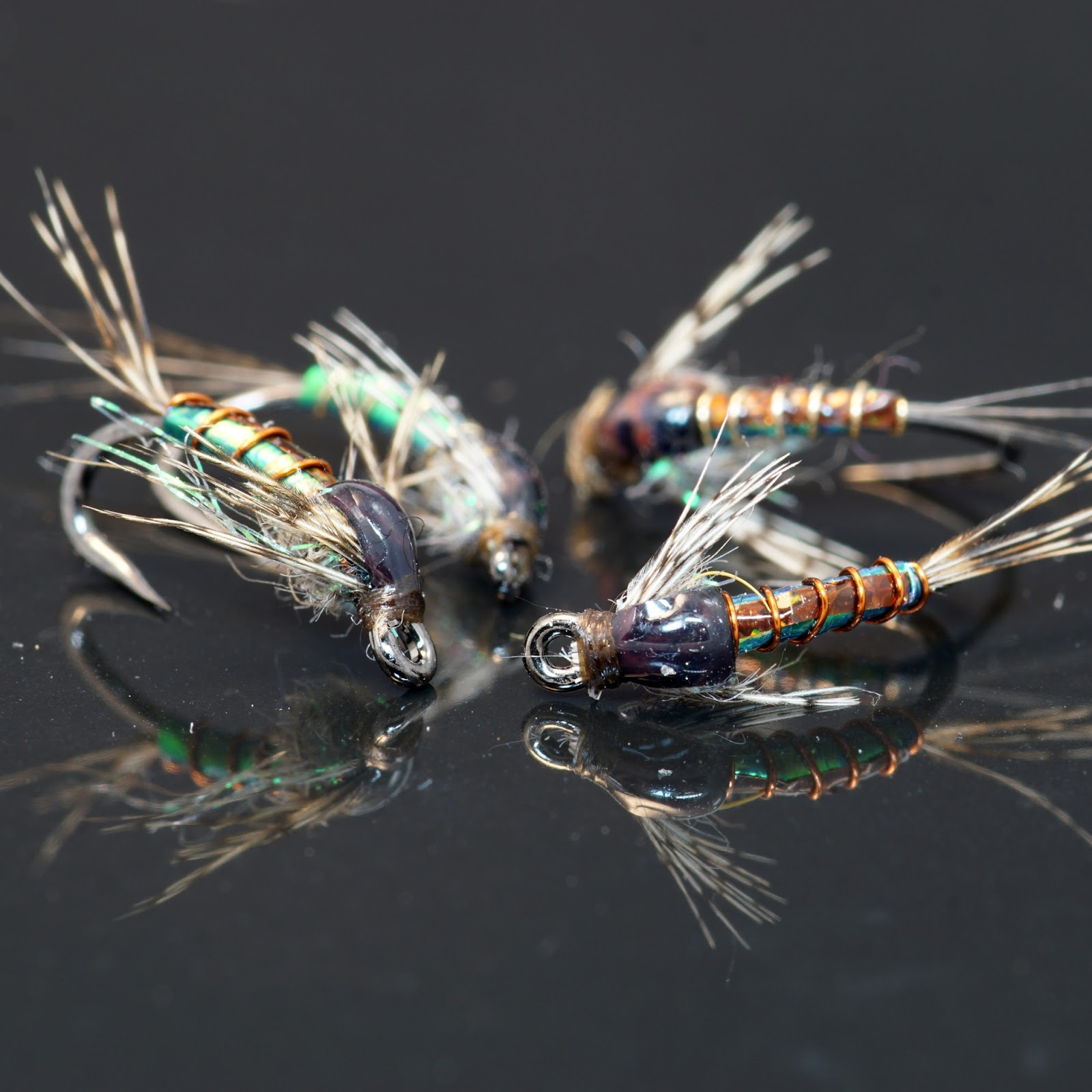 fly fish food -- fly tying and fly fishing : flashabaetis nymph, Fly Fishing Bait