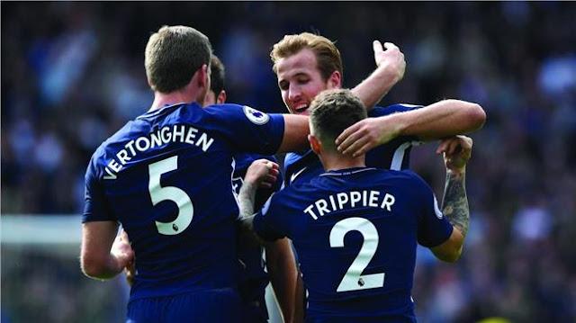 Tottenham vs Rochdale