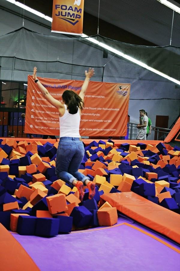 jasmin jumo house foam jump