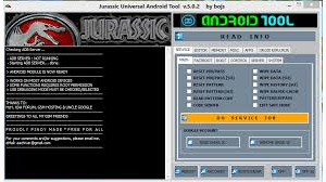Jurassic Universal Android Tool  Latest Version 5.0.3 Free Download