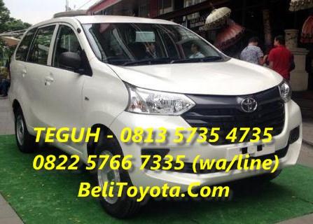 Harga Toyota Avanza Transmover Baru di Surabaya - Jawa Timur