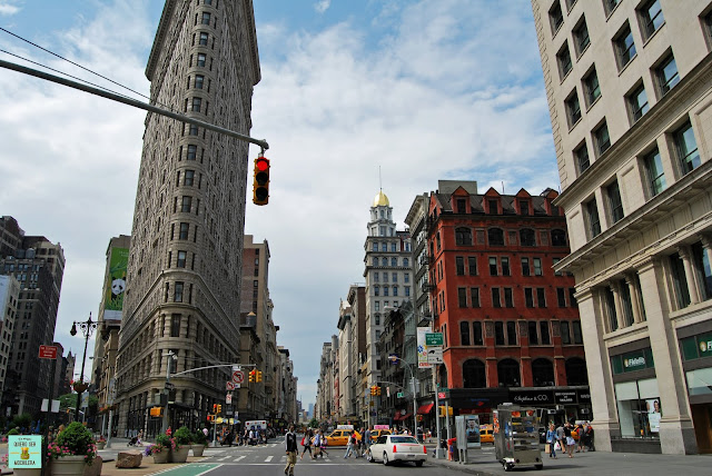 Flatiron Building en Nueva York