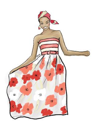 Sprinkle on glitter blog// spring/summer 19/ Lela Rose