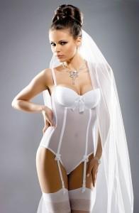Модне весілля  Весільна нижня білизна від Gracya a6fd349910dda