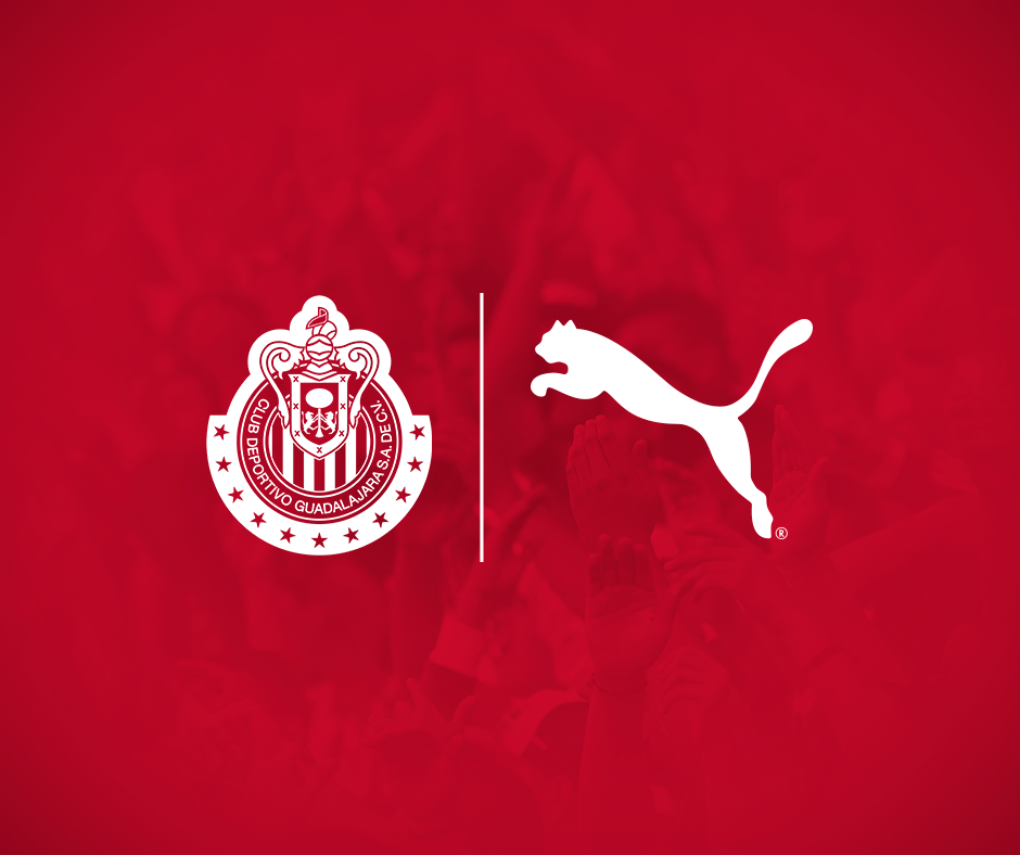 Puma será la encargada de vestir a Chivas.