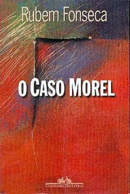capa do livro O caso Morel