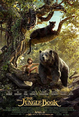 The Jungle Book 2016 DVD9 R4 NTSC Latino