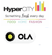 HyperCITY Retail ties up with Ola