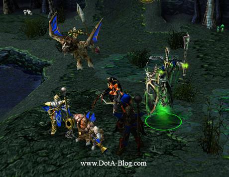 DotA 678 Unreleased Heroes Candidates Revealed DotA Blog