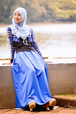 Foto Cewek Model  hijab yg cocok untuk pipi tembem Foto Cewek Model  hijab jaman sekarang