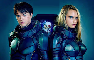 Valerian and the City of a Thousand Planets - Movie