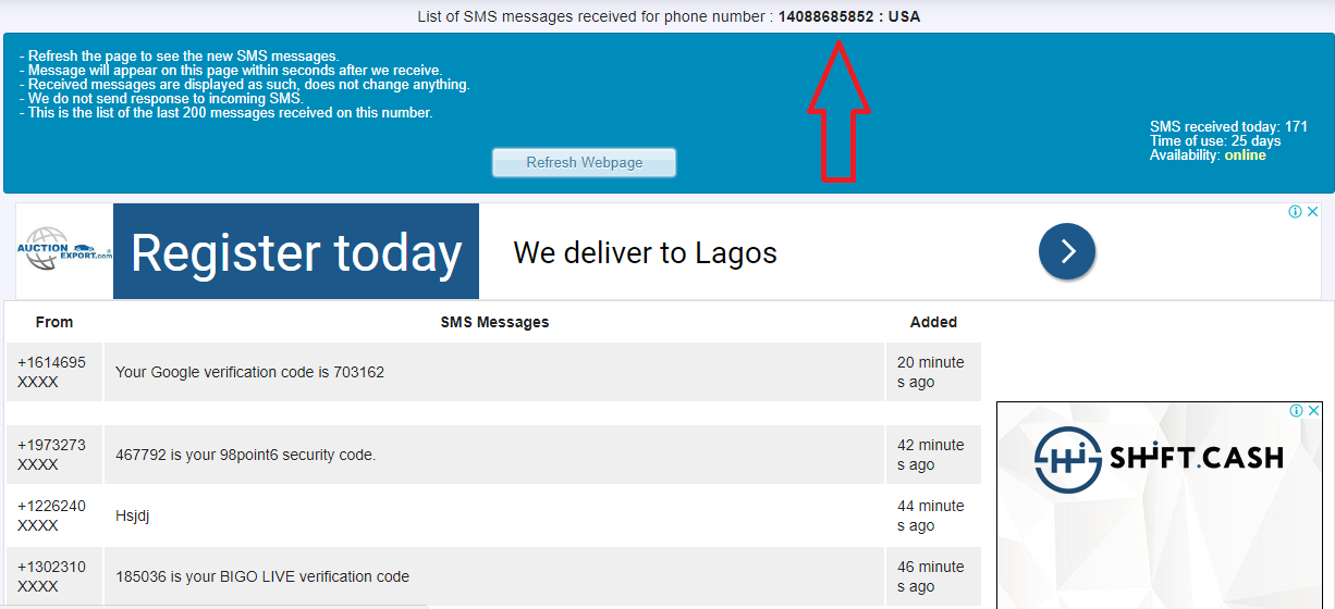 How To Verify Foreign Phone Numbers Free In Nigeria