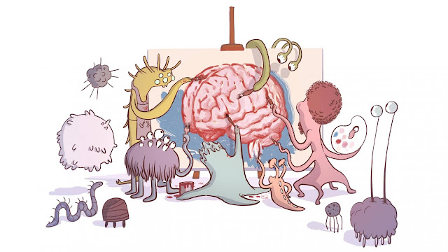 intestinal bacteria and the brain