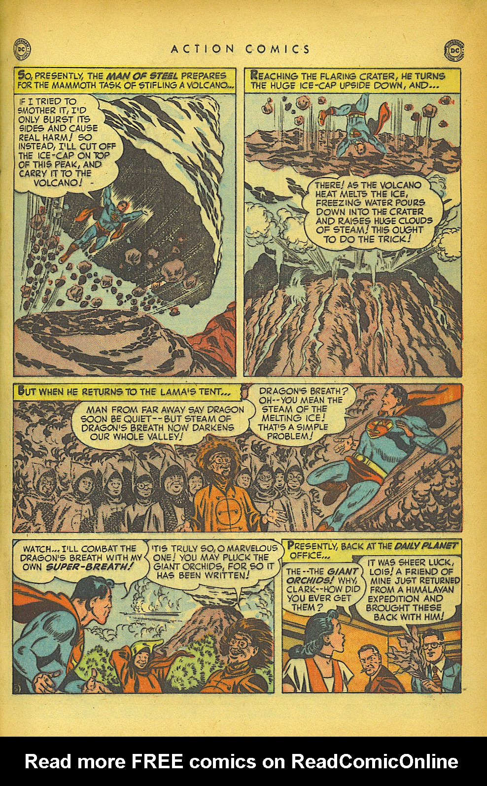 Read online Action Comics (1938) comic -  Issue #149 - 6
