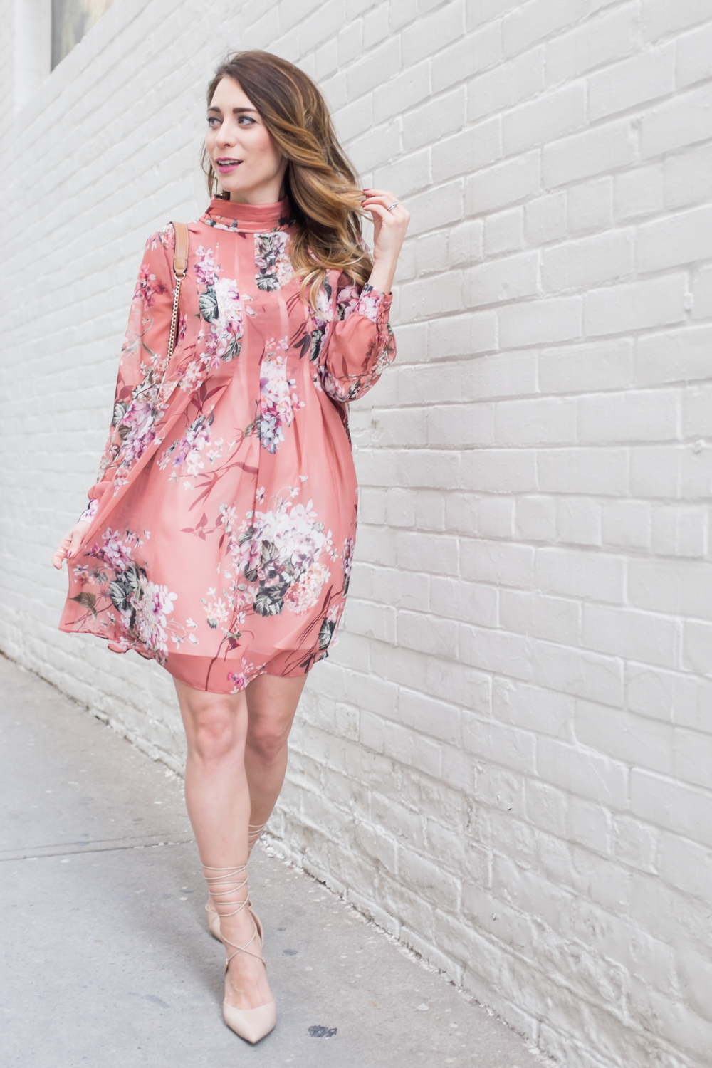 a9a214c0b9 OOTD - Peachy Florals Winter to Spring