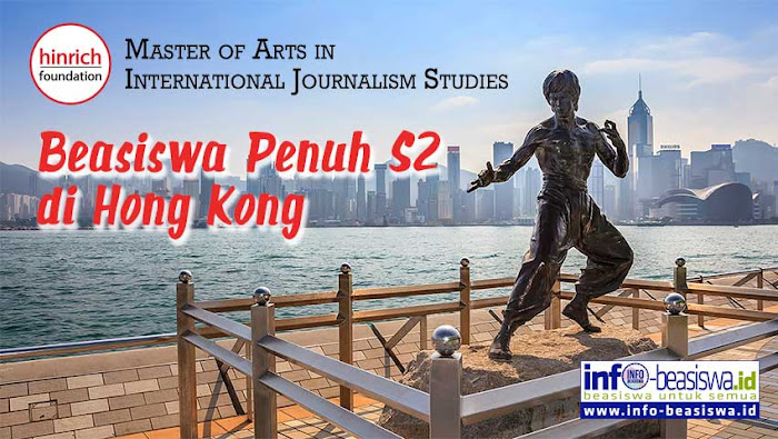 Beasiswa Penuh S2 di Hong Kong: International Journalism Studies