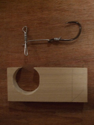 Ideas Homemade Wood Lures Woodworking Project Simple