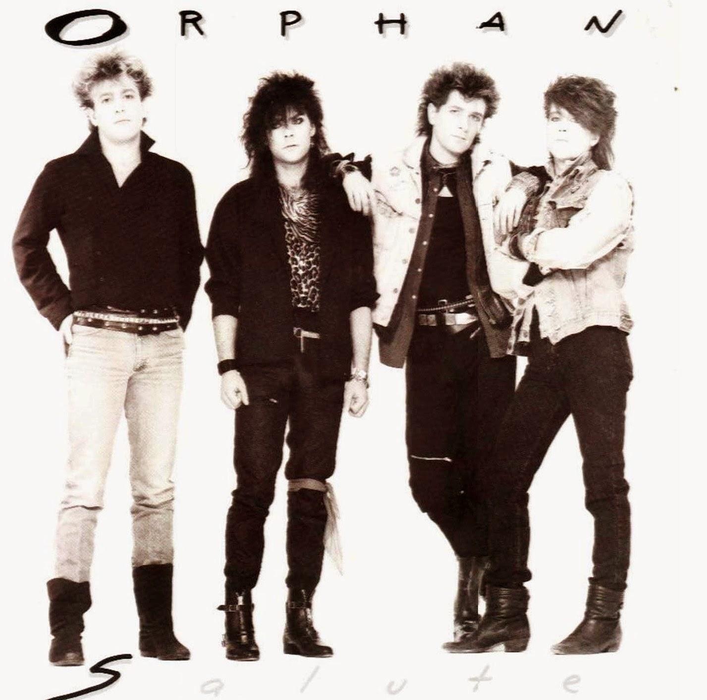 Orphan Salute 1985 aor melodic rock