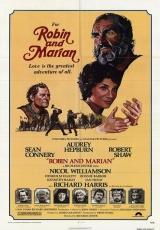 """Carátula del DVD: """"Robin y Marian"""""""