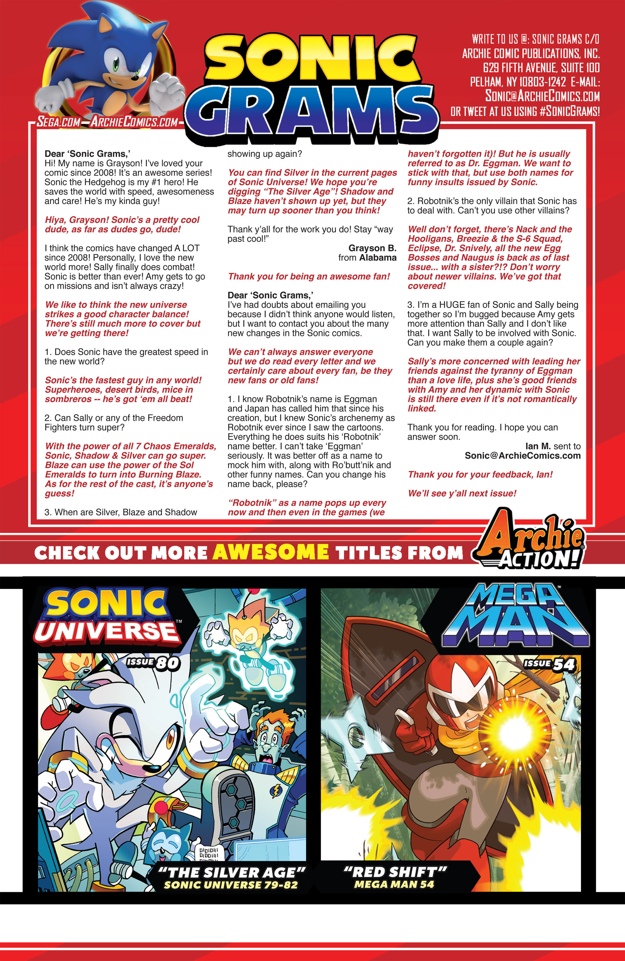 Read online Sonic The Hedgehog comic -  Issue #277 - 25