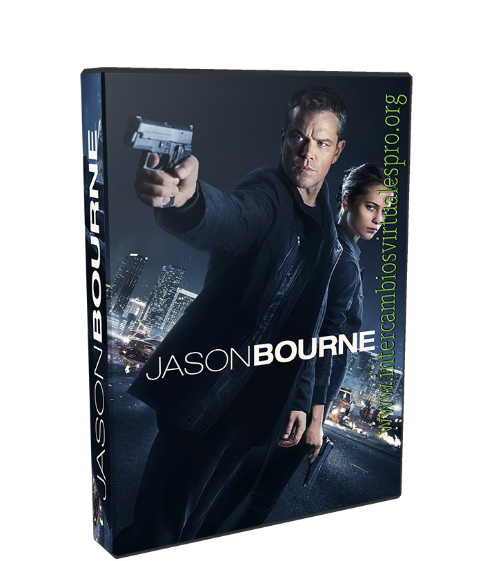 Jason Bourne poster box cover