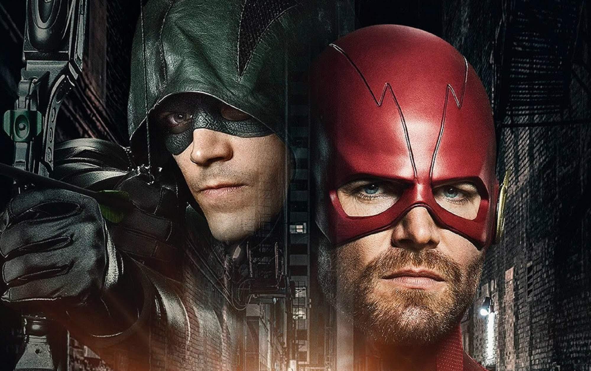 Arrowverse Crossover ELSEWORLDS Teaser Trailer : DC コミックスのヒーロー・ドラマ、アローバースのクロスオーバー特番「エルスワールズ」が、アローのオリバーが目覚めると、ザ・フラッシュのバリーになっていた予告編をリリース ! !