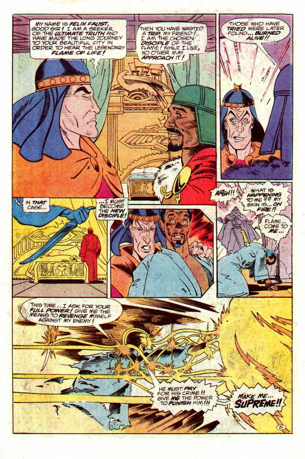 Read online Secret Origins (1986) comic -  Issue #27 - 7