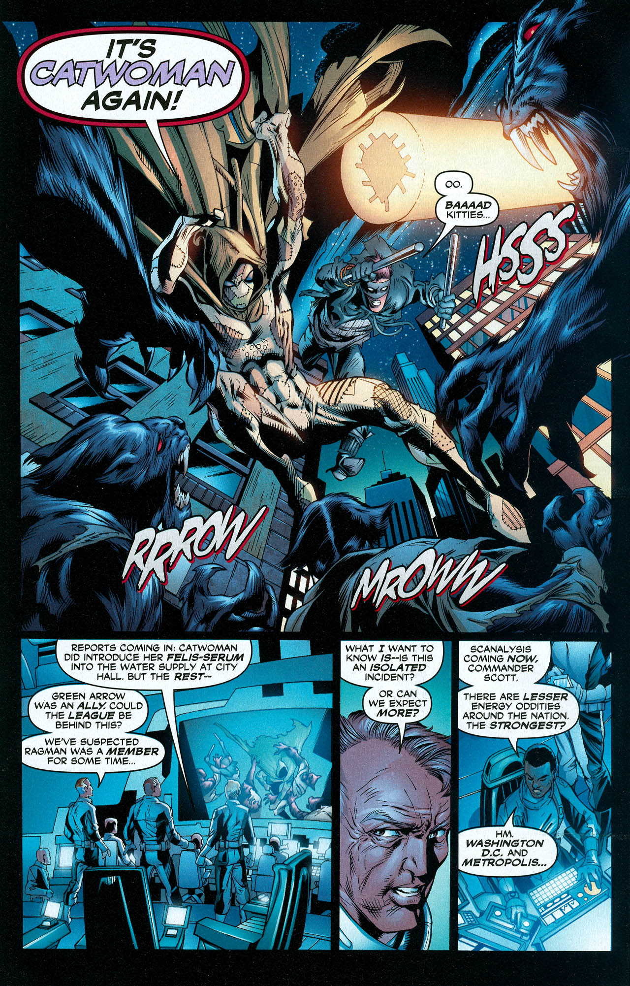 Read online Trinity (2008) comic -  Issue #22 - 24