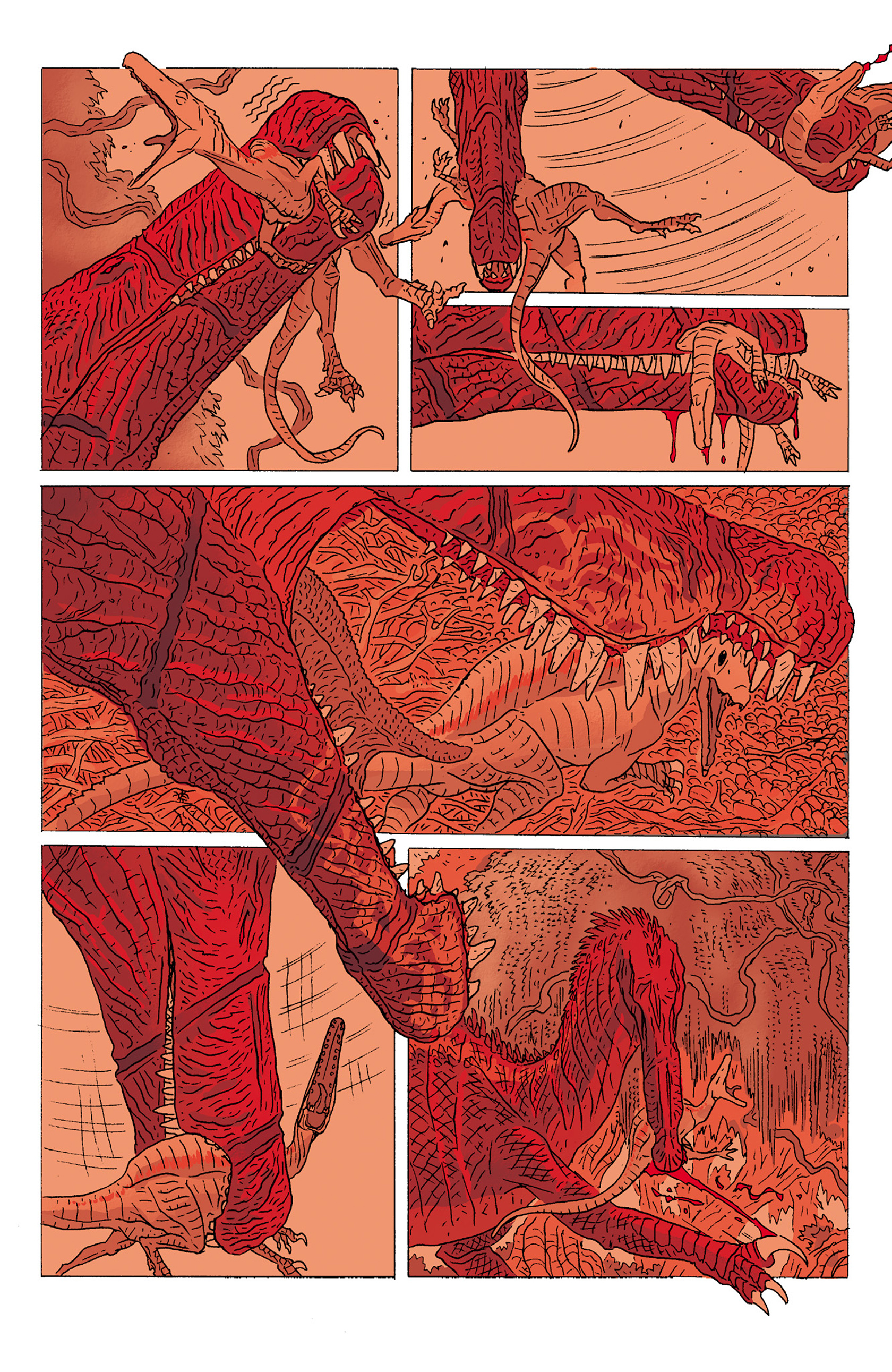 Read online Age of Reptiles: Ancient Egyptians comic -  Issue #2 - 23