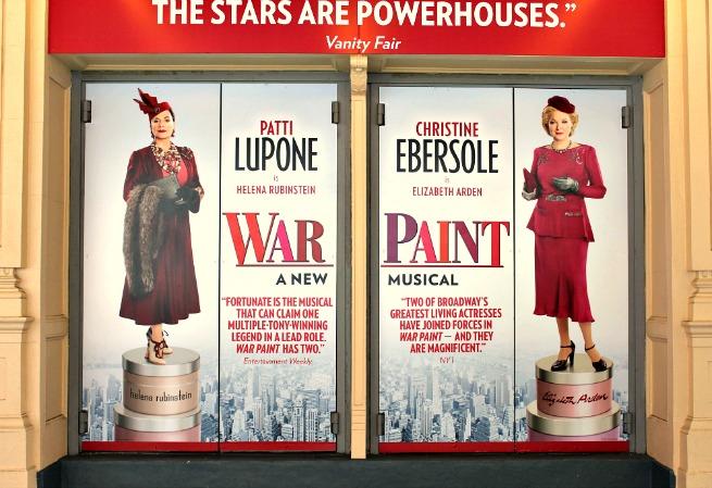 war paint book elizabeth arden