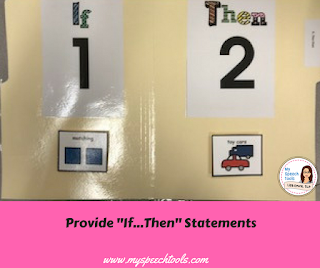 If...Then Statements and Routines