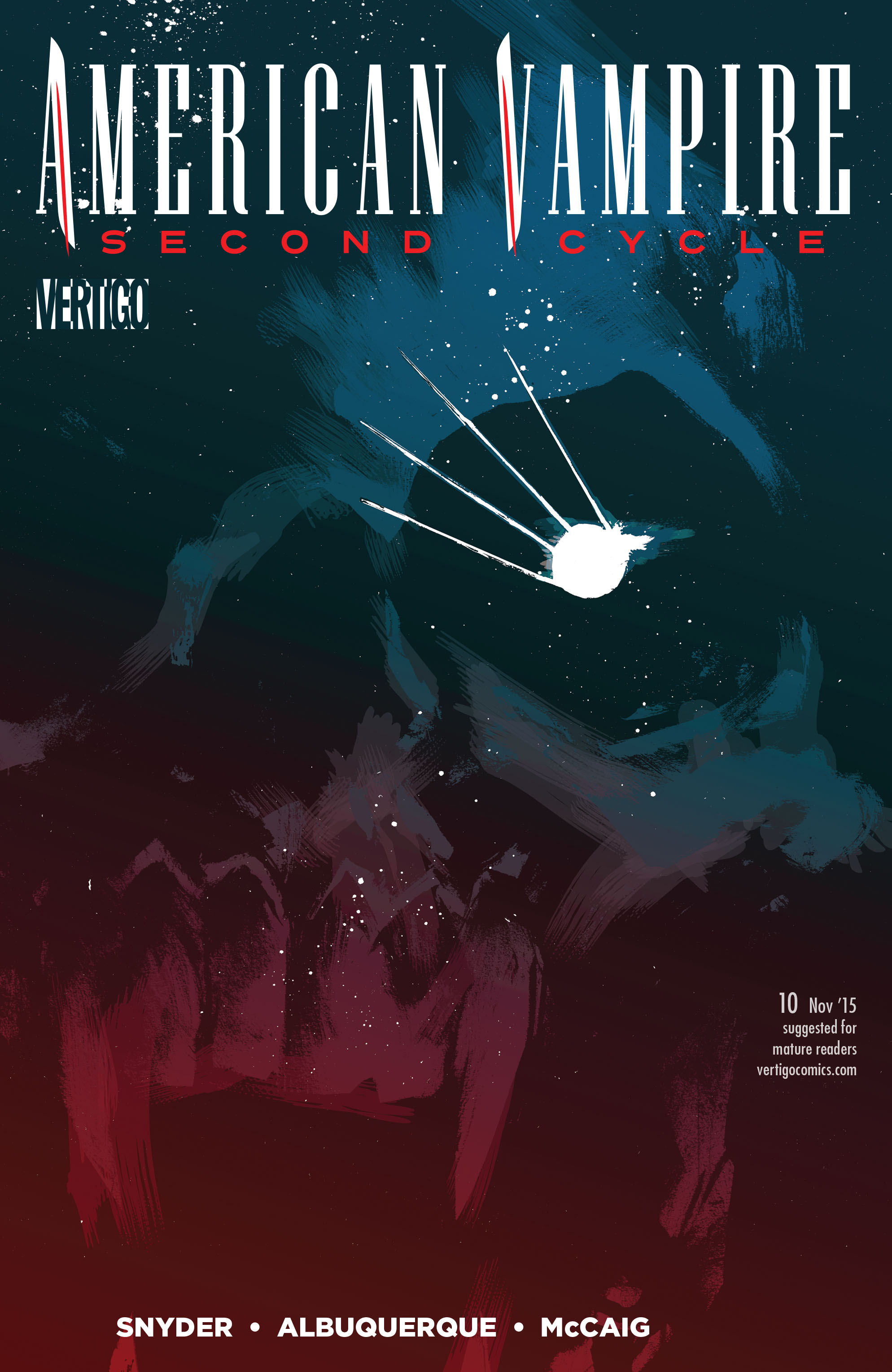 Read online American Vampire: Second Cycle comic -  Issue #10 - 1