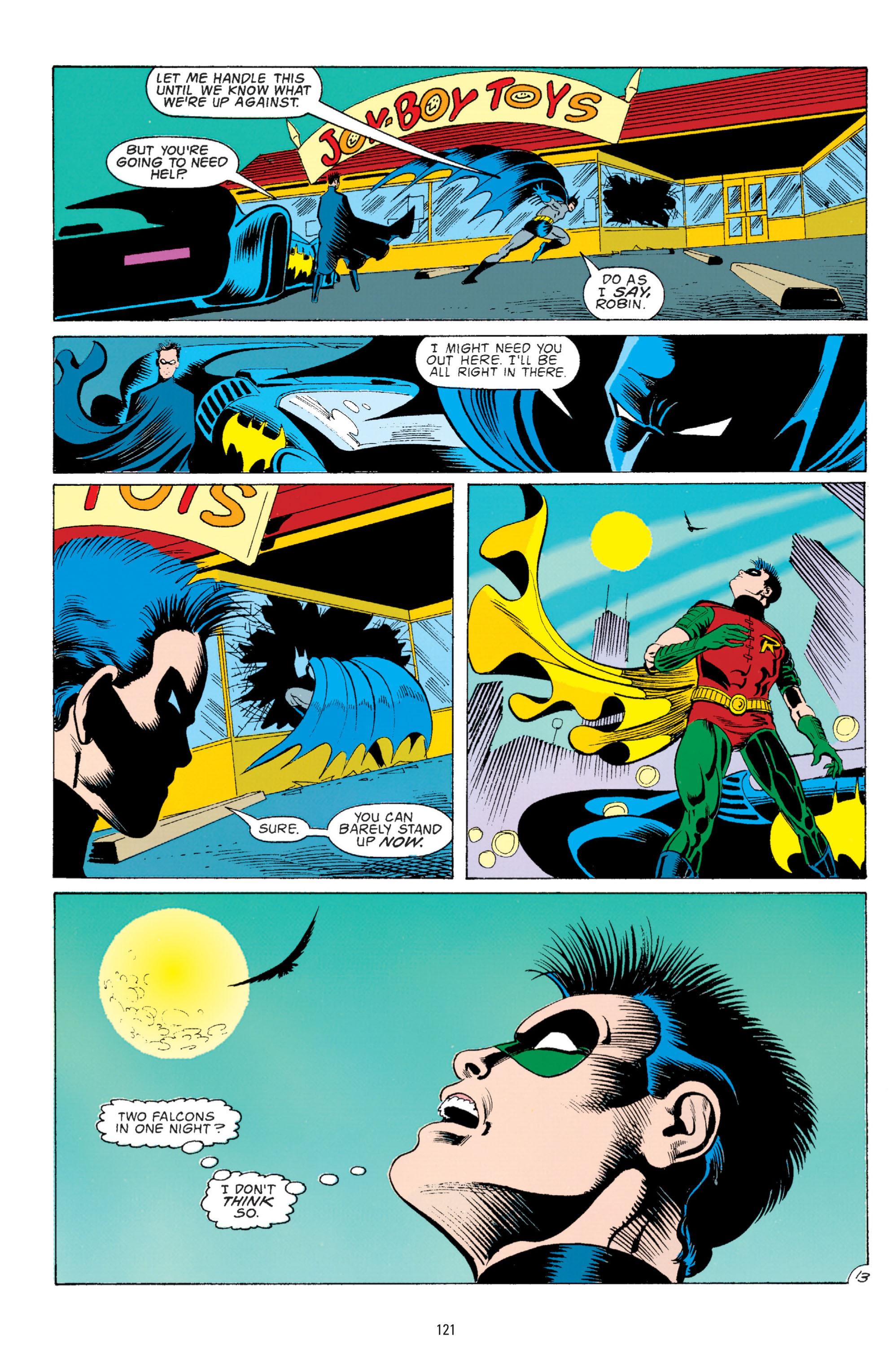 Detective Comics (1937) 659 Page 13