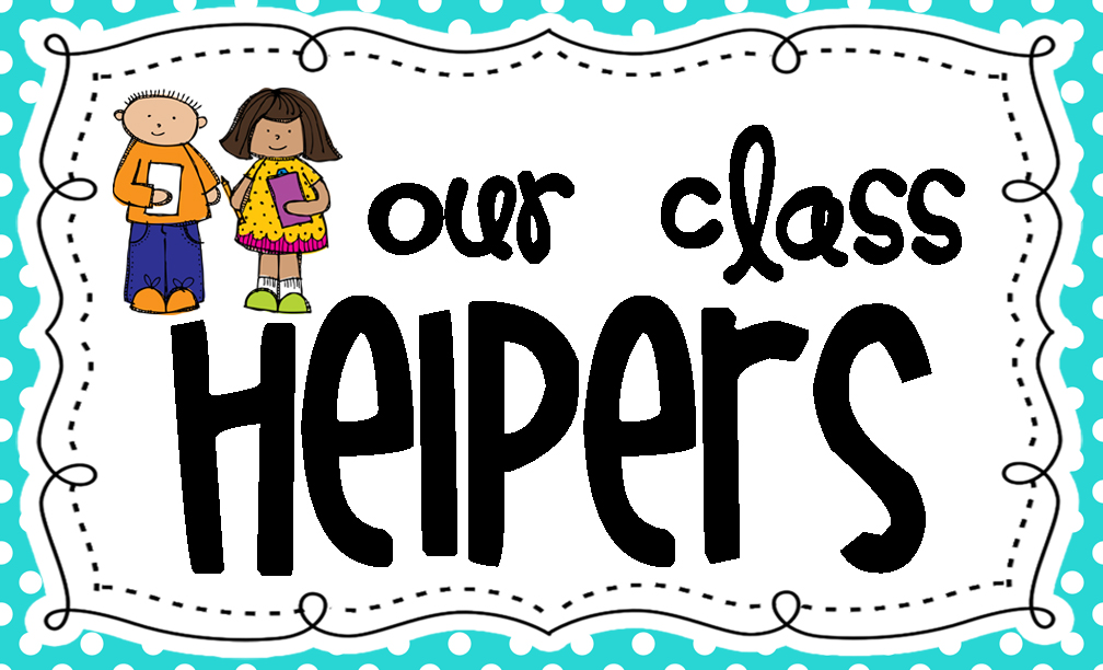 kindergarten clipart classroom jobs - photo #11