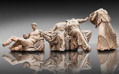 Τα Μάρμαρα του Παρθενώνα στο Βρετανικό Μουσείο